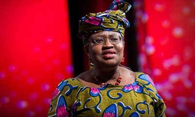Ngozi Okonjo Iweala, World Bank, Davos, World Economic Forum, WTO accepts nomination of Okonjo-Iweala as DG despite opposition from Egypt,WTO:  Happy to be in final rounds of DG Campaign- Okonjo Iweala