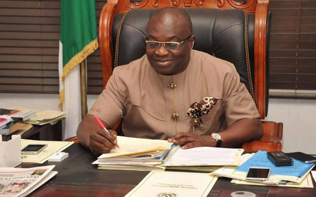 Microfinance banks, SME, Ikpeazu presents N136.6 billion 2020 budget