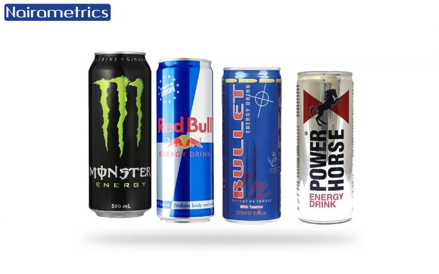 Energy drink using sex to sell