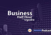 Greymate Care, Chika Madubuko, Femi Adeyemo, BHH Podcast, Fundall, Swift Medispark, Ugo Nwokoro, technology in healthcare, EazyHire, Data Science, Yvonne Alozie, Gitgirl, Verifi, CAMA and taxes for SMEs, Tayo Lekan-Agbaje, Dclutterng, Business half hour, BHH Podcast, Oluyomi Ojo, Taiwo Obasan, Nigerian shoes business