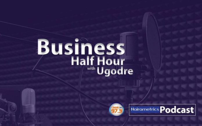 JR Kanu, Design Institute, Lagos, REACH Technologies, BHH Podcast, Piggybank, Piggyvest, Business Half hour