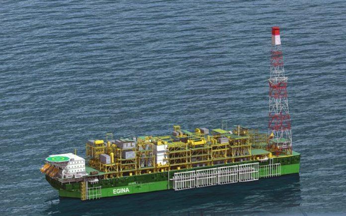 Egina Project, Nigeria and São Toméand Principe, Joint Development Zone, TotalExploration and Production Nigeria, Oil blocks