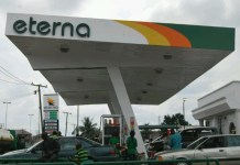 Eterna Oil, Petrol Station, Investment