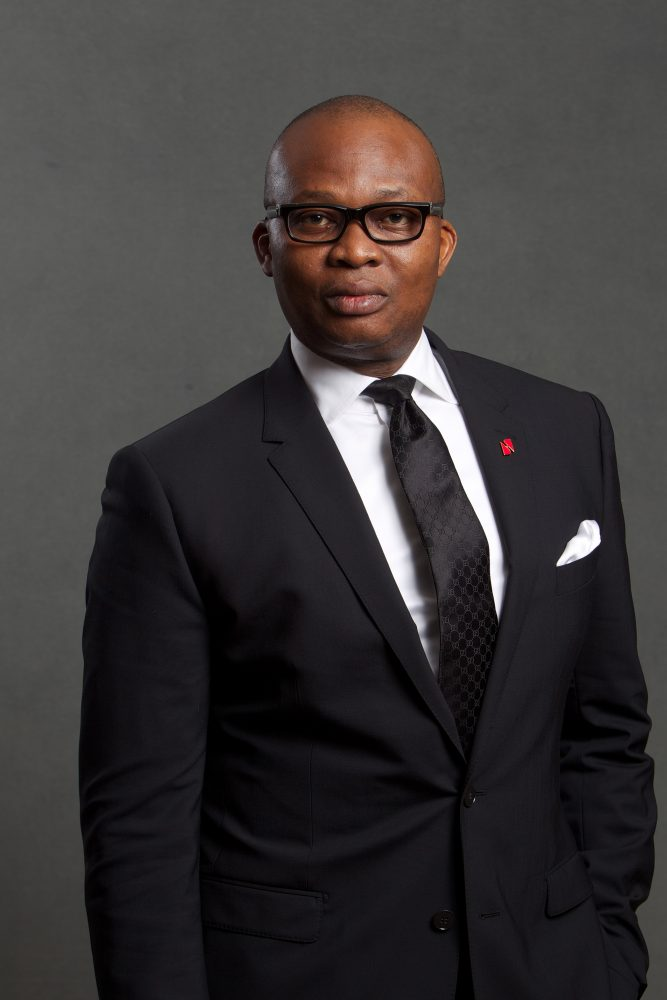Official Picture of GMD -CEO of UBA Plc -Kennedy Uzoka