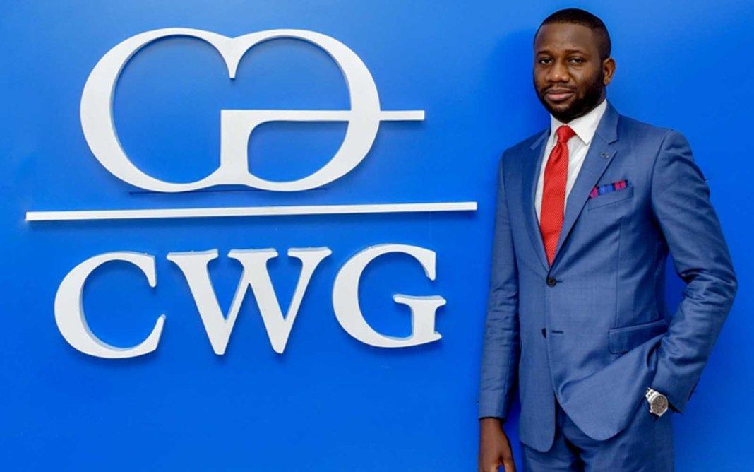 Adewale Adeyipo, CWG Plc