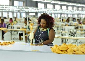 Cross River Garment Factory