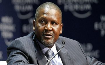 Dangote Cement, Dangote Dividends, Dangote on Forbe's richest list, Dangote Refinery, Africa's wealthiest billionaires, Aliko Dangote, Apapa Road, Flour Mills, Sugar, Pasta, Employment, Dangote boasts of creating over 25,000 jobs with cement business
