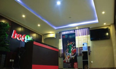 Bet9ja's Headquarters stormed after competitor drags betting company to court