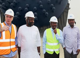 Dangote's Fluid catalytic cracking equipment - Dangote refinery