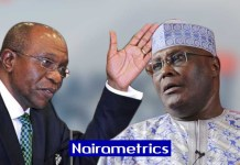 Naira free float, Central Bank of Nigeria, Emefiele replies Atiku, Financial Derivatives Company Limited, Analysts