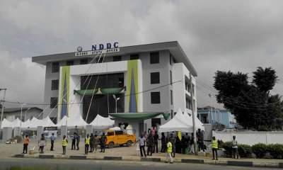 Niger Delta Development Commission (NDDC)