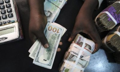 Naira maintains stability at forex markets as dollar supply rise by 57%, Exchange rate, dollar, Foreign Direct Investment, Global Investment, Naira appreciates at I & E window, hits N384 to $1