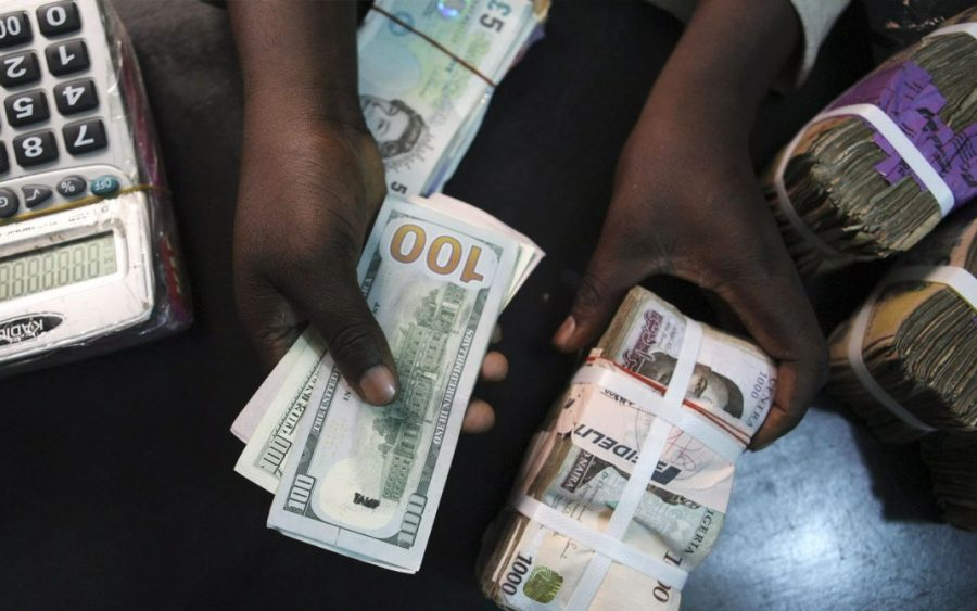 Foreign Direct Investment, Global Investment, Naira appreciates at I & E window, hits N384 to $1