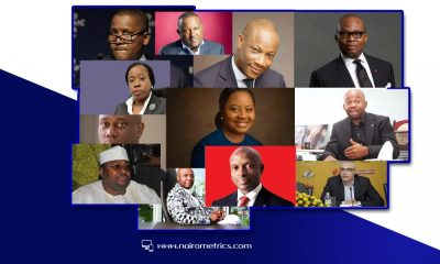 Top Nigerian business executives in 2018