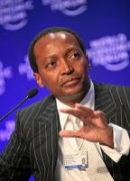Nigerians occupy top spots on Forbes Magazine's wealthiest African billionaires' list - Patrice Motsepe