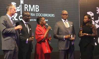 RMB Stockbrokers forecast sluggish loan growth in 2019