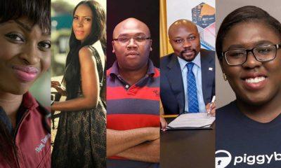 Nigerian under 40 CEOs, Jason Njoku, Linda Ikeji, Ola Brown Orekunrin, Adeniyi Makanjuola, Odunayo Eweniyi