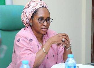 FAAC disbursed N617billions in April, as South-South scoop N72billions, VAT, Finance Minister, Zainab Ahmed says Nigeria VAT collection rate is low