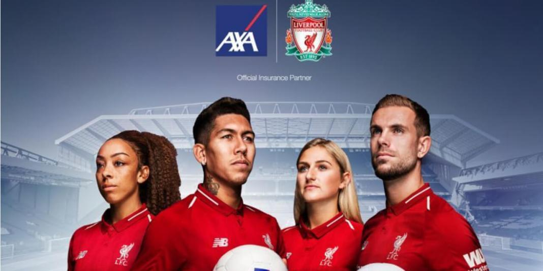AXA Mansard, Liverpool, English Premier League, EPL, Insurance, Sponsorship, Corporate deals, Consolidation