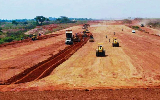 Dangote - Ofeme community, FG to construct, fix 14 roads with N166 billion