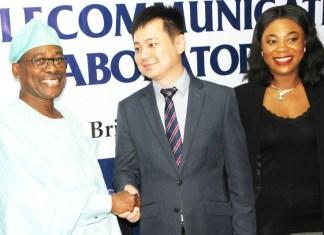 Huawei Technologies Company Nigeria Limited, Digital Bridge Institute, ICT, China