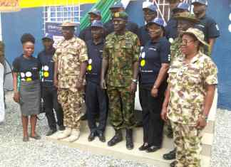 FirstBank partners the Nigerian Army to deepen financial inclusion
