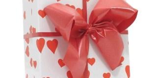 Valentine's Day gift box