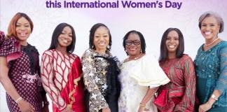 FCMB International Women's Day, She Ventures, #SheVentures
