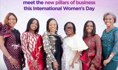 FCMB International Women's Day, She Ventures, #SheVentures
