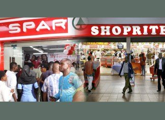 Shoprite, SPAR International, Supermarkets chains, Growth outlook