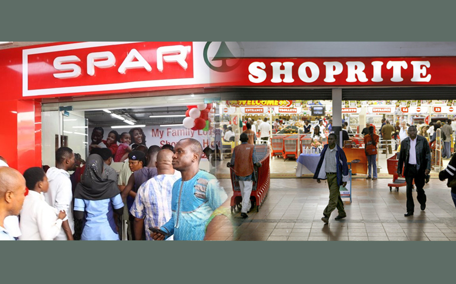 Shoprite, SPAR International, Supermarkets chains, Growth outlook