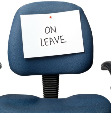 How do workers spend their leave?