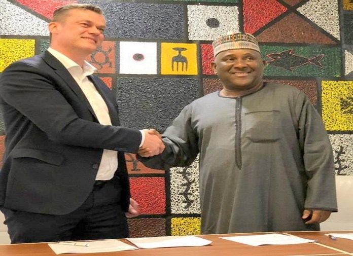 BUA and Wartsila Oy of Finland sign 48MW Power project for Sokoto Line 3