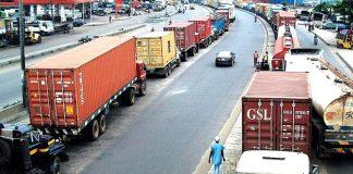 Day-light robbery behind Apapa gridlock