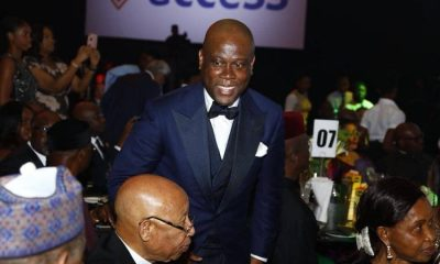 Pictures from the launch ceremony of the new Access Bank Plc