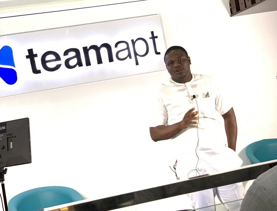 TeamApt obtains switching licence from the CBN