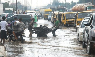 Lagos to Badagry road, a death trap?