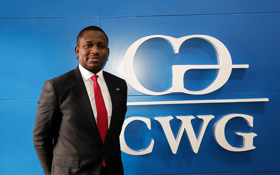 Computer Warehouse Group Plc first quarter 2019 result, CWG Plc CEO Adewale Adeyipo, CWG Plc Bloomberg