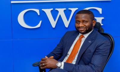 CWG Plc, CWG confirms losstoinferno