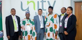CBN and Unity Bank Partner