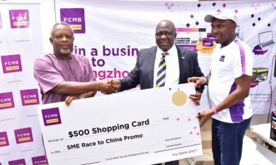 "FCMB empowers more SME customers in Season 2 of ""Race to China Promo"""