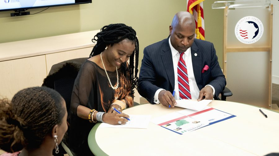 LSETF, USADF enter into $10m partnership to support 15,000 youth in Lagos over 5 years
