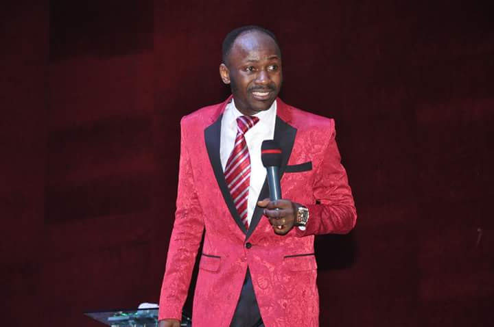 Apostle Johnson Suleman releases prophecy, says lockdown looms in November (Video)
