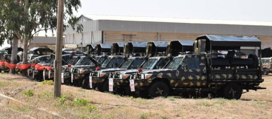 SON partners Nigerian Army to actualise vehicle assembly initiative