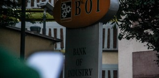 Bank of Industry and Omatek debt dispute, Omatek Ventures on NSE, President Buhari intervention