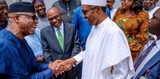 allocation, FAAC, disbursement, states, governments, Buhari inaugurates new NEC, Monthly allocation, FAAC disbursed the sum, FG to review revenue sharing formula, Nigerian Oil Producing States