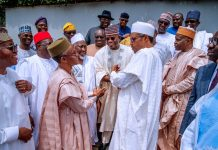 "NEC Inauguration: Buhari tells Governors ""no more bail-outs"", Bailout Fund: FG begins deduction of N614 billion from states' allocation in 2 weeks , Ekiti, Enugu, Bayelsa, 12 others attract no investment in 1H , States' debt stock, States receive N2.53 trillion allocation in 2019"