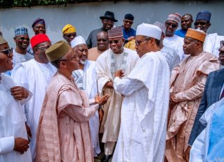 "NEC Inauguration: Buhari tells Governors ""no more bail-outs"", Bailout Fund: FG begins deduction of N614 billion from states' allocation in 2 weeks , Ekiti, Enugu, Bayelsa, 12 others attract no investment in 1H , States' debt stock, States receive N2.53 trillion allocation in 2019 , IGR: States generate N986.2 billion in 9-month, up by 16.8% [full-list], FG share N8.15 trillion with states, others in 2019"