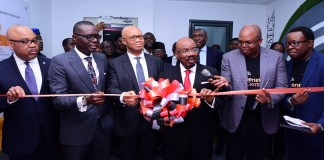 PricewaterhouseCoopers unveiled its first experience centre in Lagos