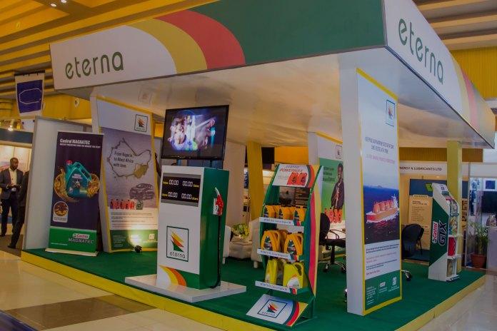 Shareholders endorse Eterna Plc's dividend payment despite decline in profit